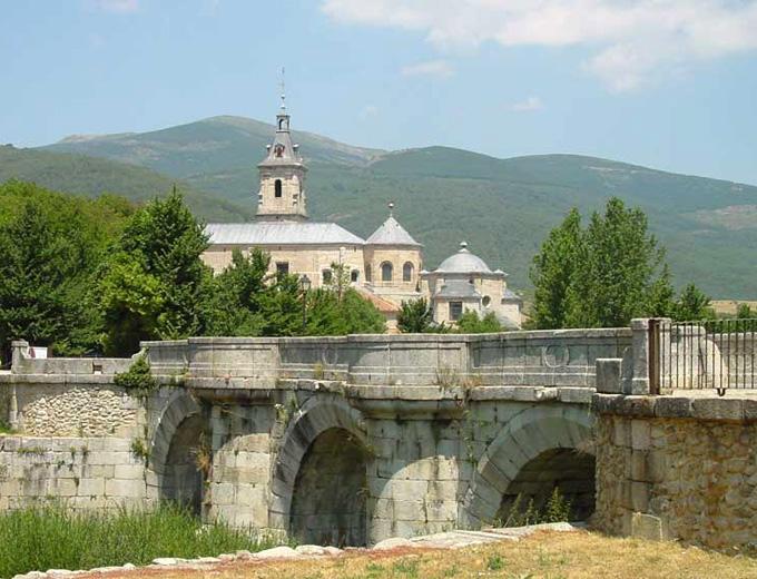 El monasterio de El Paular